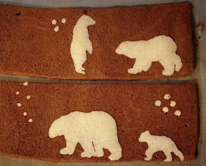 génoise ours