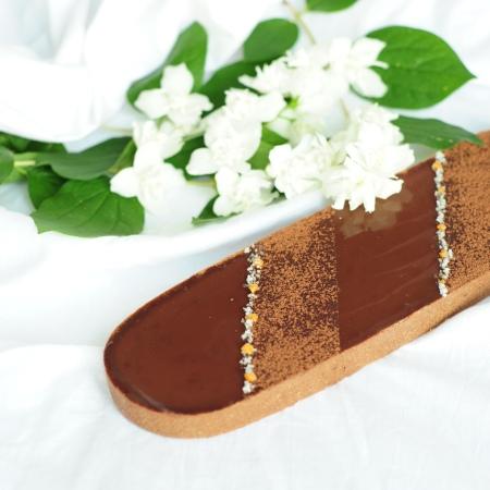 tarte chocolat caramel 3
